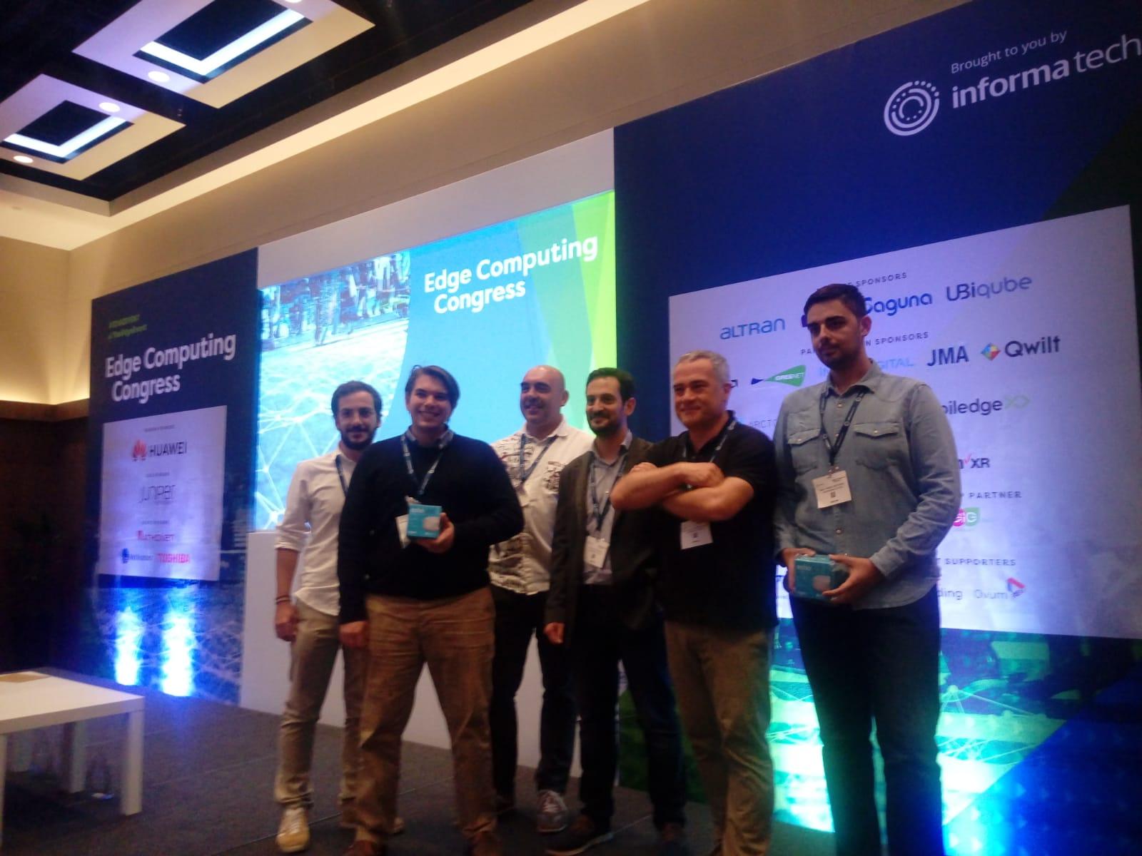 MEC Hackaton, Optare Solutions, 5G