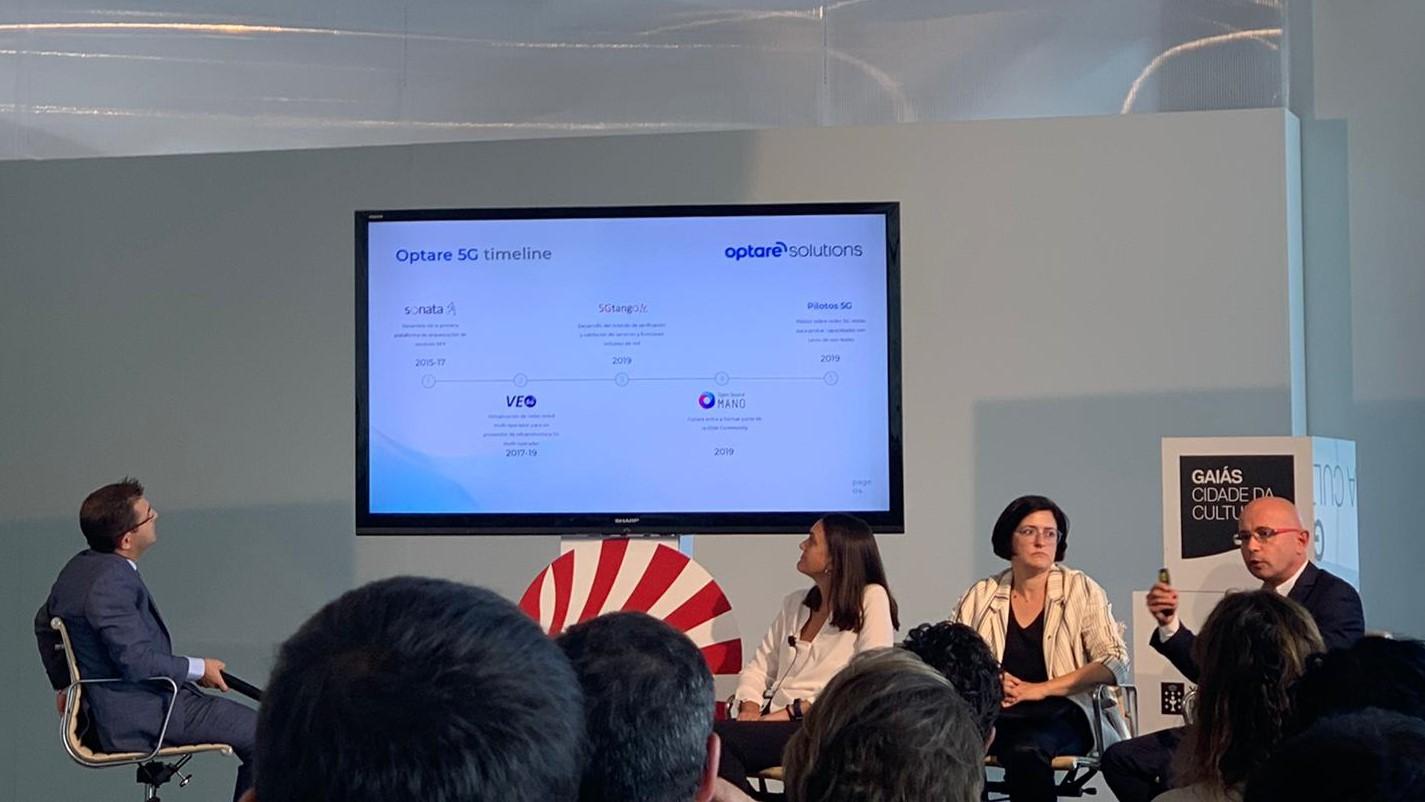 Galicia, 5G, Nodo 5G, Optare Solutions
