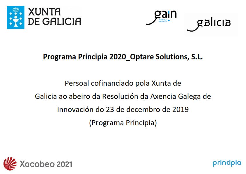 Programa Principa 2020