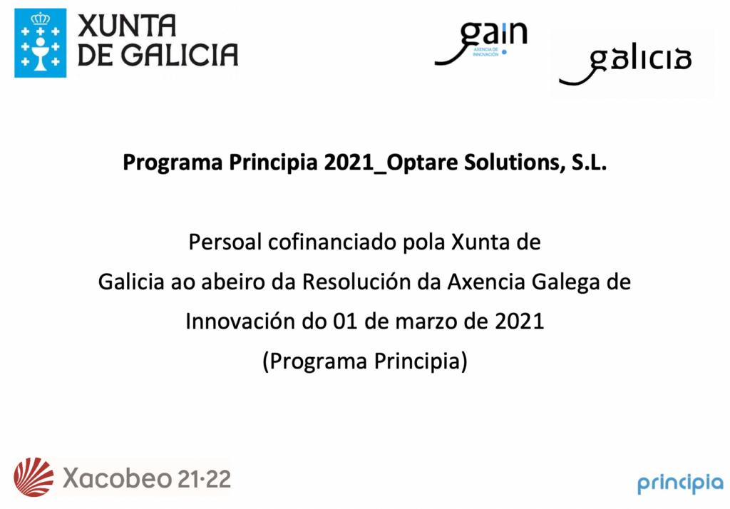 Programa Principa 2021